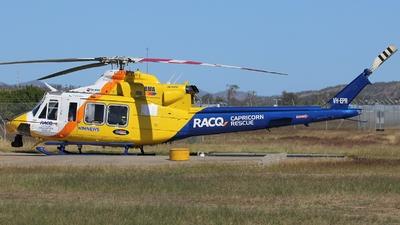 A picture of VHEPR - Bell 412EP - Babcock MCS Onshore - © AL-Alan Lebeda