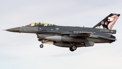 94-0282 - Lockheed Martin F-16D Fighting Falcon - Singapore - Air Force