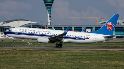 B-1410 - Boeing 737-81B - China Southern Airlines