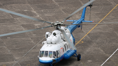 7210 - Mil Mi-171E Baikal - Bangladesh - Air Force