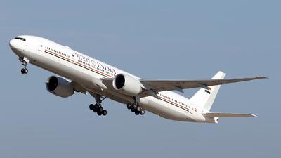 VT-ALV - Boeing 777-337ER - India - Government