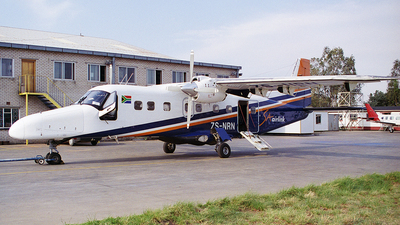 ZS-NRN - Dornier Do-228-200 - South African Airlink