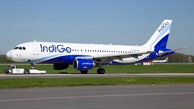 A picture of VTIHT - Airbus A320214 - IndiGo - © Radim Koblížka
