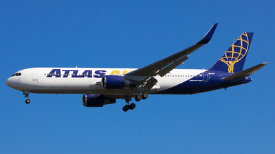 A picture of N649GT - Boeing 767375(ER) - Atlas Air - © Salvatore Michelini