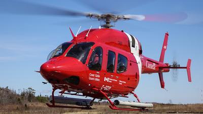 C-GCIY - Bell 429 - Canada - Coast Guard