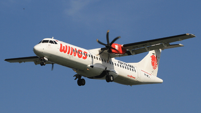 PK-WFJ - ATR 72-212A(500) - Wings Air