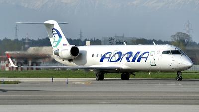 S5-AAJ - Bombardier CRJ-200ER - Adria Airways