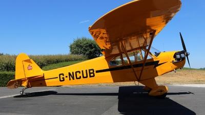 A picture of GNCUB - Piper J3C65 Cub - [11599] - © David Cook