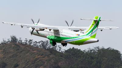 EC-NGF - ATR 72-212A(600) - Binter Canarias (Canarias Airlines)