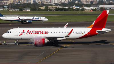 PR-OBJ - Airbus A320-251N - Avianca Brasil
