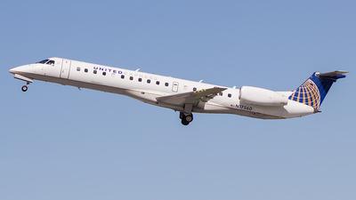 A picture of N17560 - Embraer ERJ145LR - United Airlines - © Akib Rubaiyat