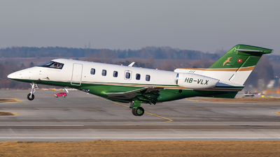HB-VLX - Pilatus PC-24 - Private