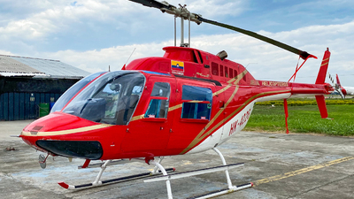 HK-4226 - Bell 206B JetRanger III - Delta Helicopteros