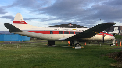 ZK-BBM - De Havilland DH-114 Heron - New Zealand National Airways Corporation (NAC)