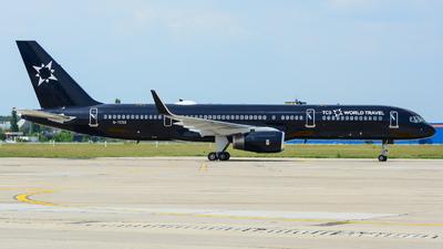 G-TCSX - Boeing 757-2K2 - TAG Aviation