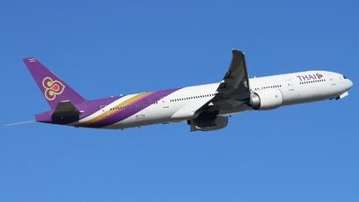HS-TKR - Boeing 777-3ALER - Thai Airways International