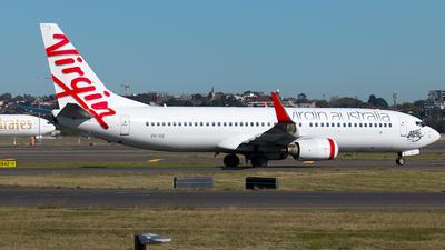 VH-VUI - Boeing 737-8FE - Virgin Australia Airlines