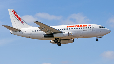 G-CEAF - Boeing 737-229(Adv) - European Aviation (EAL)