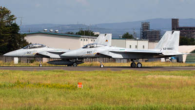 62-8867 - McDonnell Douglas F-15J Eagle - Japan - Air Self Defence Force (JASDF)
