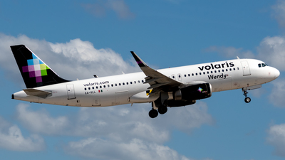 A picture of XAVLL - Airbus A320233 - Volaris - © Miguel Rodriguez Puerto Rico Spotter