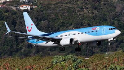 D-ATYB - Boeing 737-8K5 - TUIfly