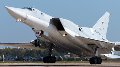 RF-34075 - Tupolev Tu-22M3 Backfire - Russia - Air Force