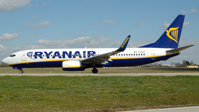 A picture of EIDLD - Boeing 7378AS - Ryanair - © Donato Bolelli