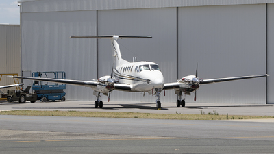 A picture of VHNQT - Beech 200 Super King Air - [BB305] - © Brenden