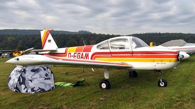 D-EGAM - Fuji FA-200-180 Aero Subaru - Private