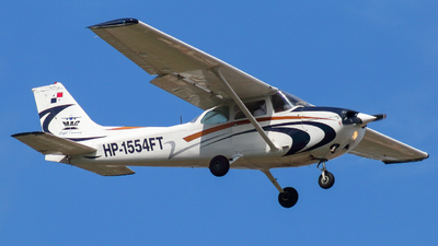 HP-1554FT - Cessna 182S Skylane - MAG Flight Training