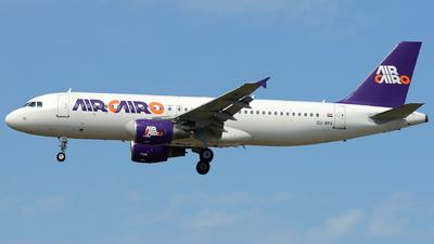 SU-BPV - Airbus A320-214 - Air Cairo