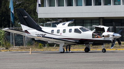 N921MC - Socata TBM-900 - Private