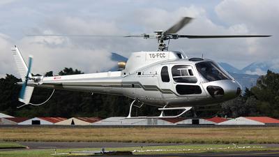 TG-FCC - Eurocopter AS 350BA Ecureuil - Private