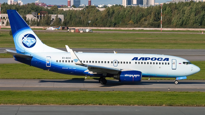 EI-GCV - Boeing 737-7CT - Alrosa Airlines