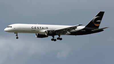 EC-FTR - Boeing 757-256(SF) - Gestair Cargo