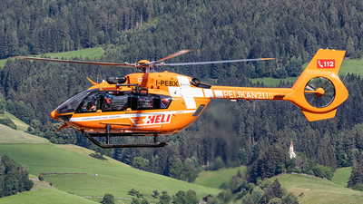 I-PEBX - Airbus Helicopters H145 - Babcock Italia
