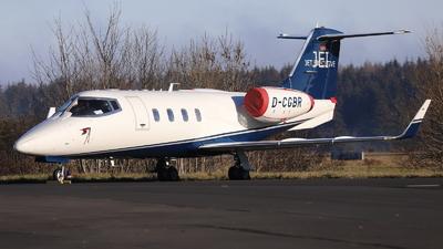 D-CGBR - Bombardier Learjet 55 - Jet Executive International Charter