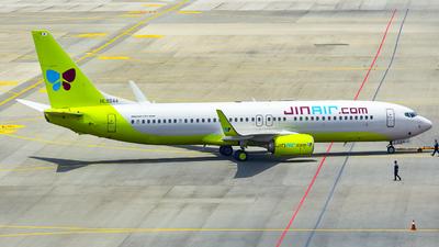 HL8244 - Boeing 737-8Q8 - Jin Air