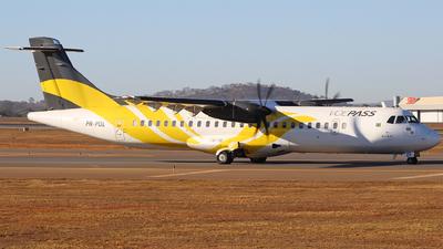 A picture of PRPDL - ATR 72600 - VoePass Linhas Aereas - © Sputnik Spotter