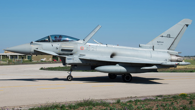 MM7292 - Eurofighter Typhoon EF2000 - Italy - Air Force