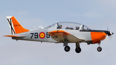 E.26-04 - Enaer T-35C Pillán - Spain - Air Force