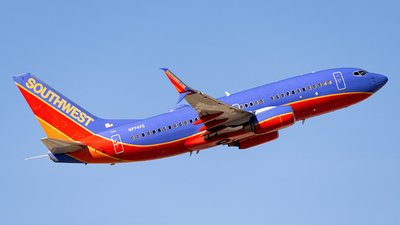 N7747C - Boeing 737-7BD - Southwest Airlines