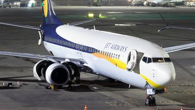 VT-JFQ - Boeing 737-8AL - Jet Airways