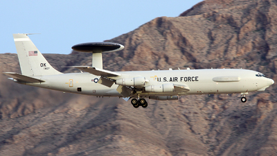76-1607 - Boeing E-3B Sentry - United States - US Air Force (USAF)