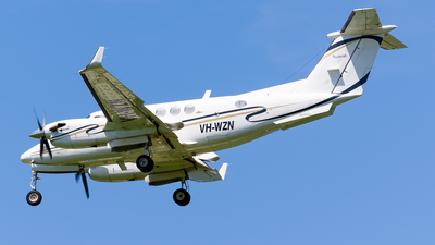 VH-WZN - Beechcraft B200 Super King Air - Private