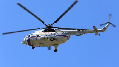 RA-25533 - Mil Mi-8MTV-1 - Rossiya - Special Flight Squadron