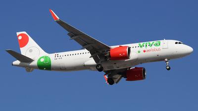 A picture of XAVIS - Airbus A320271N - VivaAerobus - © Alejandro de Alba