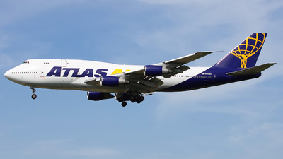 N355MC - Boeing 747-341(SF) - Atlas Air