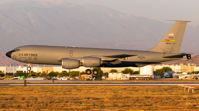 63-8024 - Boeing KC-135R Stratotanker - United States - US Air Force (USAF)