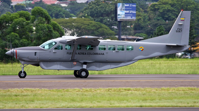 FAC5067 - Cessna 208B Grand Caravan - Colombia - Air Force